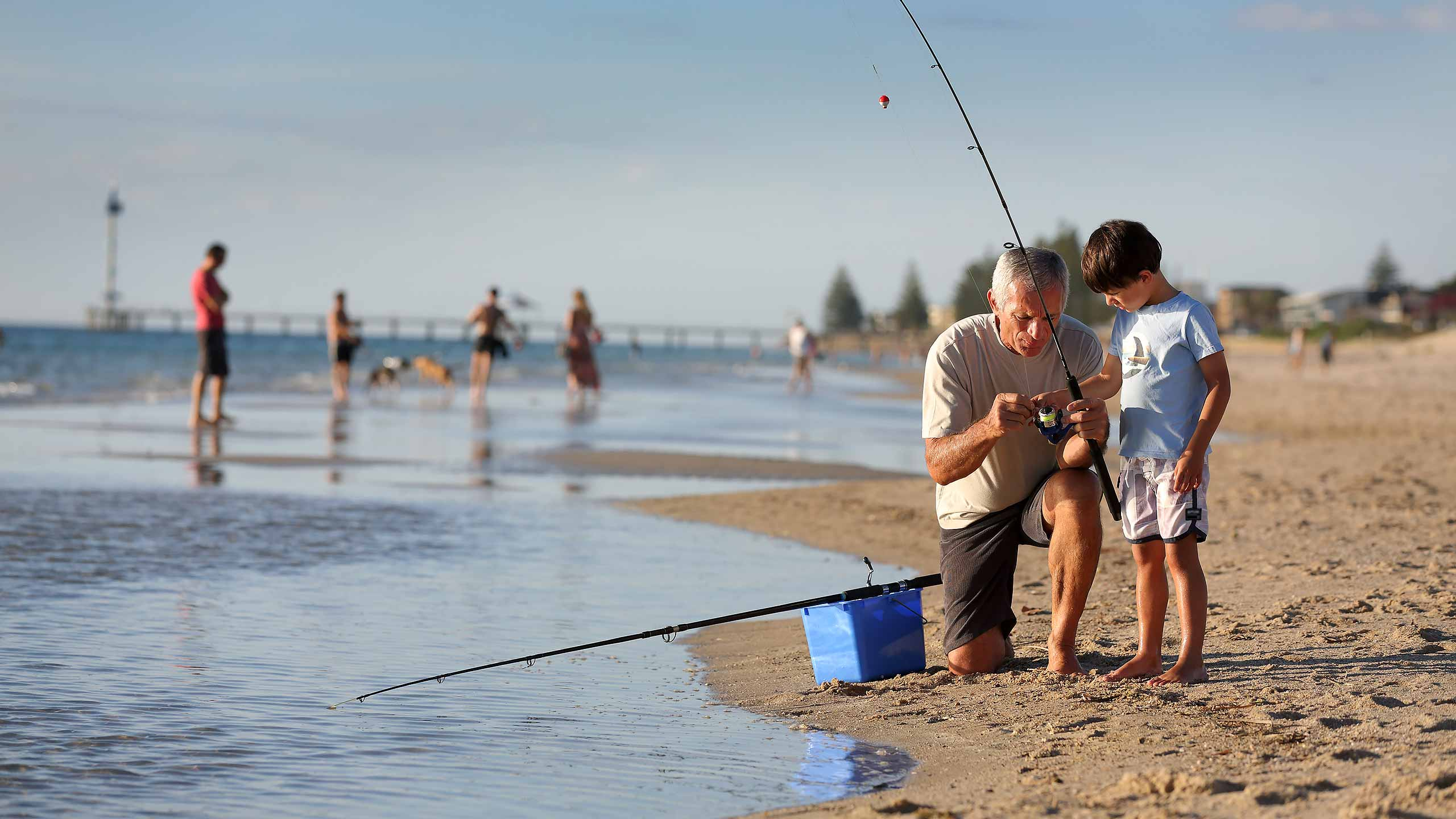Fishing in Adelaide | Fish off Jetties, Beaches and